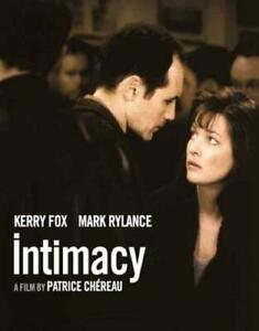 Intimacy DVD,2001