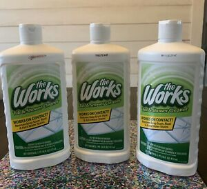 The Works Tub And Shower Cleaner