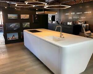 BOFFI COVE KITCHEN DESIGN Zaha Ahdid