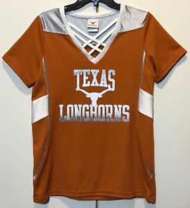 NWOT Texas Longhorns Women's Football Jersey Size Small Ladies College Shirt S $9.09