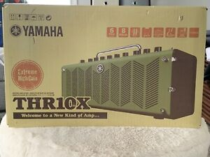 NEW FREE SHIPPING Yamaha THR10X High-Gain Modeling Combo Amp Camouflage Green