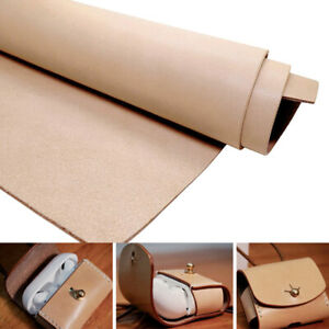 Veg Tanned Cow Hide Tooling PRE CUT Leather square for Moulding Holster 5 6 OZ $16.90