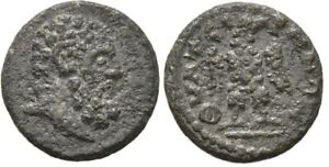 Ancient Rome 138 192 AD LYDIA THYATEIRA Heracles Eagle $32.99