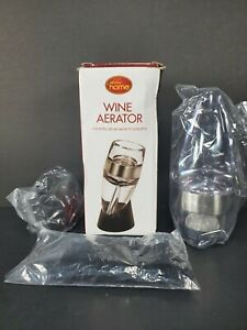 Fabulous Home Wine Aerator Never Used - Damaged /Open Box