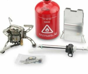 Multi-fuel Oi- Or Gas Outdoors Camping Stoves Cooking Equipment Splits Structure