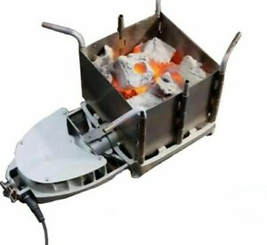 Manual Firewood Fuel Multi-purpose Stoves Outdoors Camping Cooking Equipment New