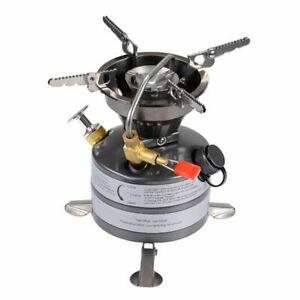 Multi-fuel Oil Camping Outdoors Cooking Tools Stoves Manual Aluminum Alloy Stove