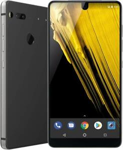 Essential Phone PH 1 128GB 4GB 5.71 4G LTE GSM CDMA Verizon Unlocked Halo Grey