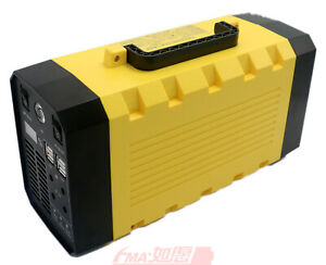 Outdoor Power Supply Station Self-driving Tour Camping Battery 12V 35AH 388W US