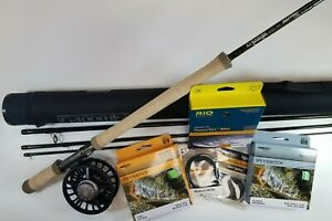 G. Loomis IMX-Pro 7wt Spey Complete Outfit- 11'11