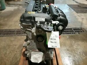 2013 2016 Ford Fusion Engine Motor Gasoline 2.5L Vin 7 Or T 8th Digit $550.00