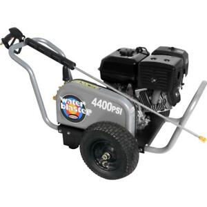 Simpson Water Blaster 4400 PSI at 4.0 GPM 420 with AAA Triplex Plunger Pump Gas