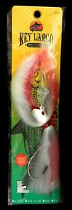 Vintage Key Largo Tackle Co. Parachute Jig 3oz   NEW IN PACKAGE