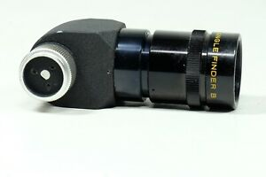 Canon Right Angle Finder B EXC $29.00