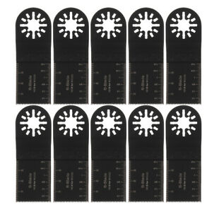 10Pcs 35mm Oscillating Multi Tool Saw Blade For Fein Multimaster Makita