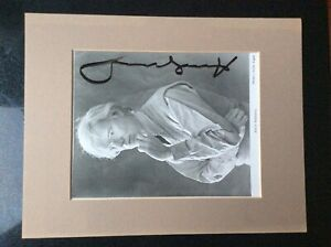 Andy Warhol print  autographed -not certified  used cond. nice piece