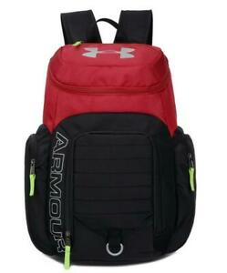 Free Shipping Under Armour Waterproof nylon backpack students Pack Sports bag $24.98