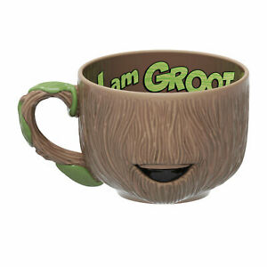 Guardians of the Galaxy Groot Sculpted Mug Brown