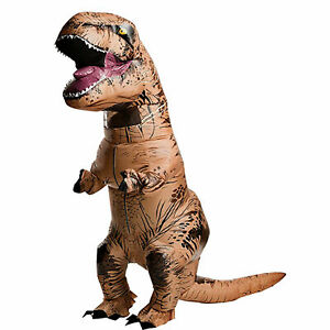 T REX Dinosaur Inflatable Costume Suit Outfit for Party Cosplay $42.99