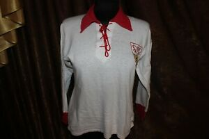 VINTAGE STUTTGART 20-30's Original Football Shirt Seuzela (6)