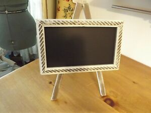ChalkBoard TABLETOP Easel Standing Memo Board  Weddings Baby Shower PARTY