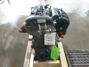12 2012 Ford Fusion Engine Motor Gasoline 2.5L Vin A 8th Digit $650.00