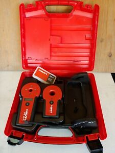 HILTI PX 10 TRANSPOINTER SET, PX 10R and PX 10T W case fast shipping