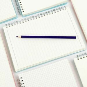 To Do List Lined Dot And Black Grid Paper Notebooks Spiral Ring Binding Note Pad