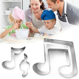 Stainless Steel Fondant Biscuit Pastry Cookie Cutter Cake Baking Mold Tool