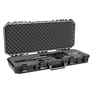 Plano PLA11836 36 All Weather Hard Sided Tactical Rifle Long Gun Case Black $77.79