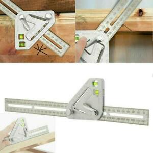 Multi function Measuring Angle Ruler A Revolutionary Carpentry Tool Better Tools $9.94