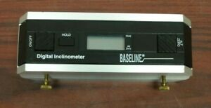 Baseline Inclinometer Digital Protractor *FREE PRIORITY SHIPPING* $74.99