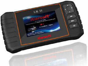 iCarsoft LR II Fits Land Rover OBD2 Full Diagnostic Fault Code Reset Scan Tool AU $299.90