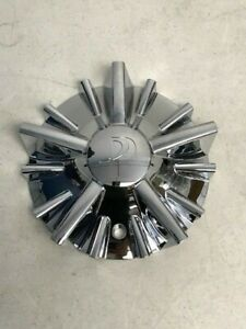 Phino Chrome Wheel Center Cap CSPW88 1P SJ1001 22