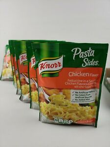 Lot of 7 - Knorr Rice Sides Dish Chicken - 4.3 oz - Cooks In 7 Minutes