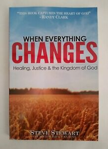 When Everything Changes Steve Stewart A Group amp; Individual Study Guide NEW Book