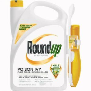 Roundup 1.33 Gal. Ready-To-Use Poison Oak & Ivy Killer with Comfort Wand 2 pk
