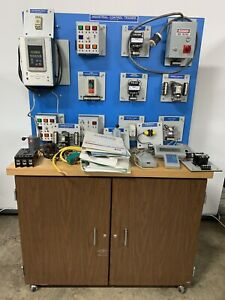 Energy Concepts Inc ECI Industrial Control Trainer Training Learning System