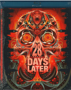 28 DAYS LATER Blu ray Disc 2007 With Faceplate NEW $12.99