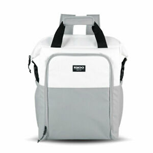 Igloo Seadrift Switch Durable amp; Adjustable Insulated 30 Can Cooler Backpack Tote