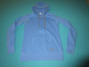 UNDER ARMOUR STORM Womens Blue 1 4 Zip Hoodie Size Small S $24.99