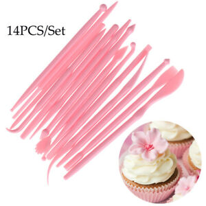 Mold Craft Carving Cutter Cake Decoration Flower Fondant Baking Tools