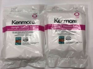 Kenmore 53293 Style O Vacuum Bags HEPA for Upright Vacuums Type 4 Bags