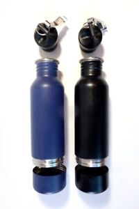 Beer Bottle Insulated Cooler (2-pack) Keep Your Beer Icy Cold & Protect Glass