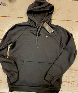 UNDER ARMOUR Coldgear Men's Hooded Sweatshirt, NWT $14.99
