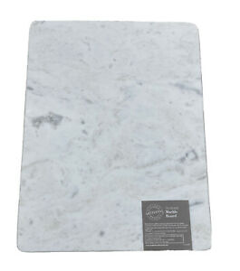 """Kitchen Cutting Board Marble Dough Pastry Slab Rolling Beautiful Decor 16"""" X 12"""""""