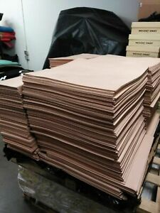 FULL GRAIN VEGTAN LEATHER THICKNESS 2 4 3 4 5 6 8 9 9 10 11 12 OZ set BUNDLE
