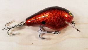 Bagley BB2 BC Fishing Lure Vintage Collectible Hard to Find Balsa B 2