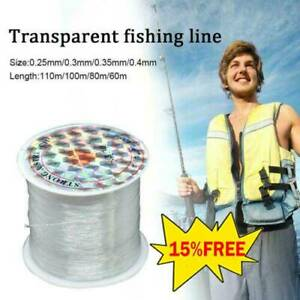 Super Strong Fishing Braided Braid Wire Line BEST