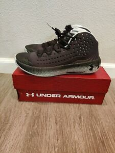 Men's Under Armour HOVR Havoc 2 Basketball Shoes Black SIZE 12 NEW 3022050 002 $65.00
